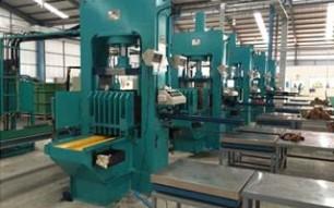 Twin Chamber 100 MT Hydraulic Press